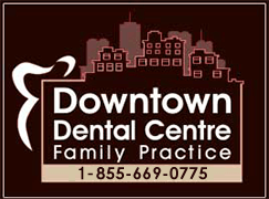 Downtown Dental Centre Family Practice Logo